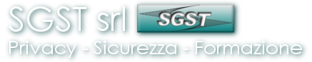 SGST srl - Sicurezza del lavoro - Privacy - Formazione