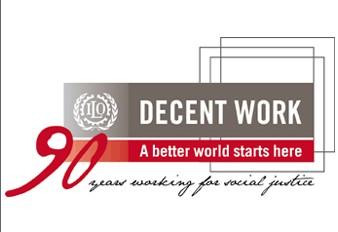 Logo ILO 2009 Giornata mondiale sicurezza