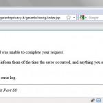 Il sito del Garante offline a 24 ore dalla scadenza del 15 dicembre 2009